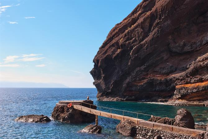 Best Beaches In Tenerife - Playa de Masca