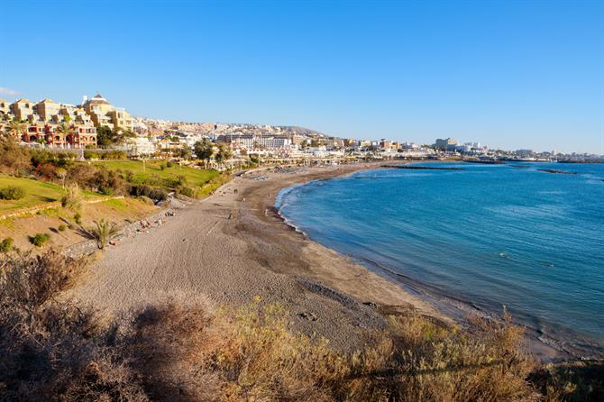 Tenerife Beaches - Playa Fanabe