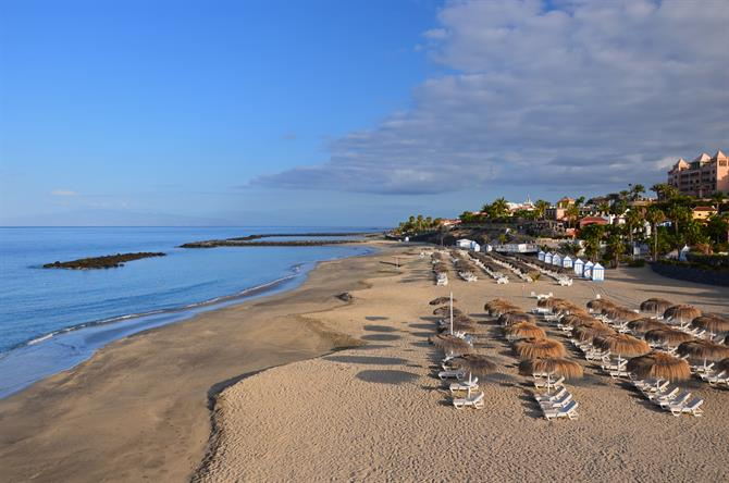 Best Beaches In Tenerife - Playa del Duque (Adeje)
