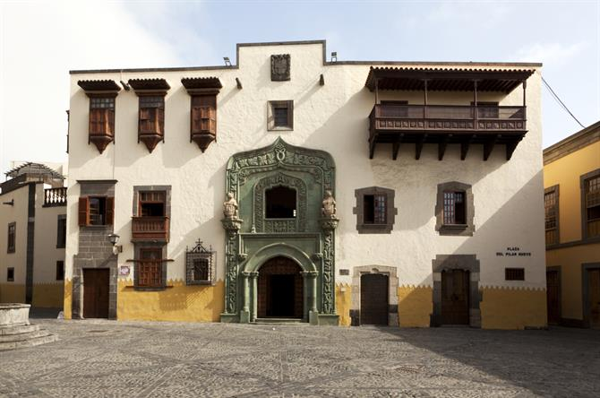 House of Christopher Columbus at Las Palmas, Grand Canaria