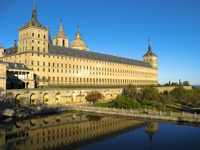 Madrid - El Escorial