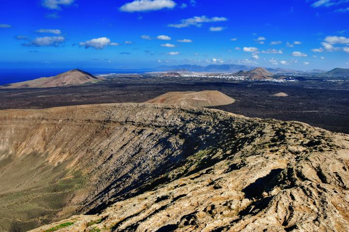 Five Great Lanzarote Hikes