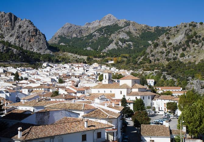 Grazalema village