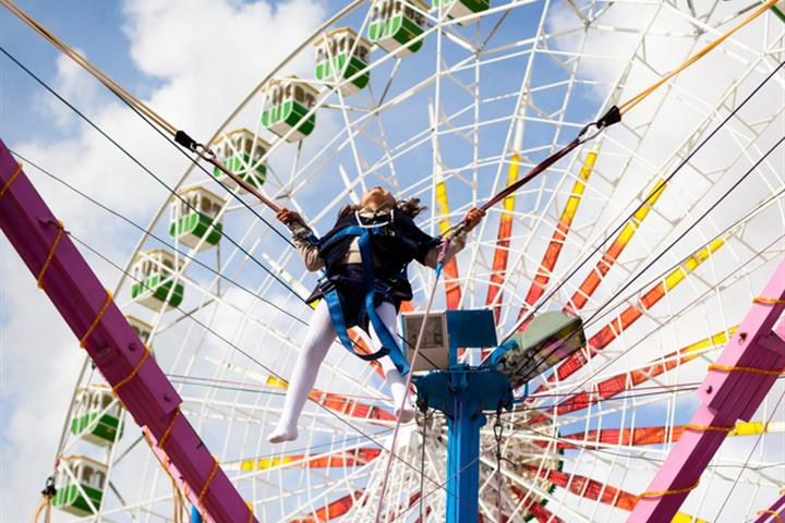 All the fun of the fair at the Seville Feria