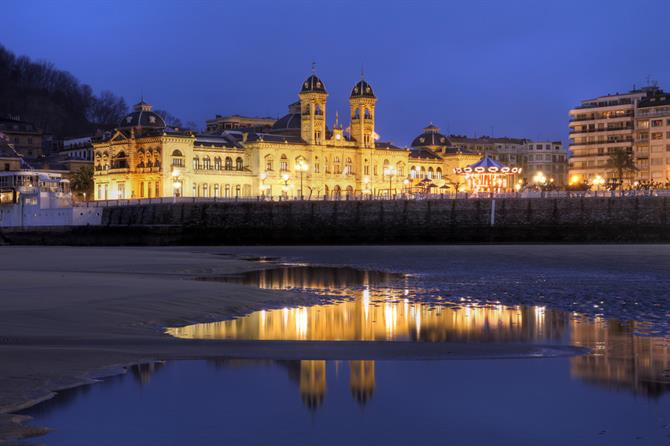 San Sebastian (Donostia) - city hall