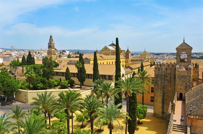 Alcazar and Cathedral Mosque of Cordoba