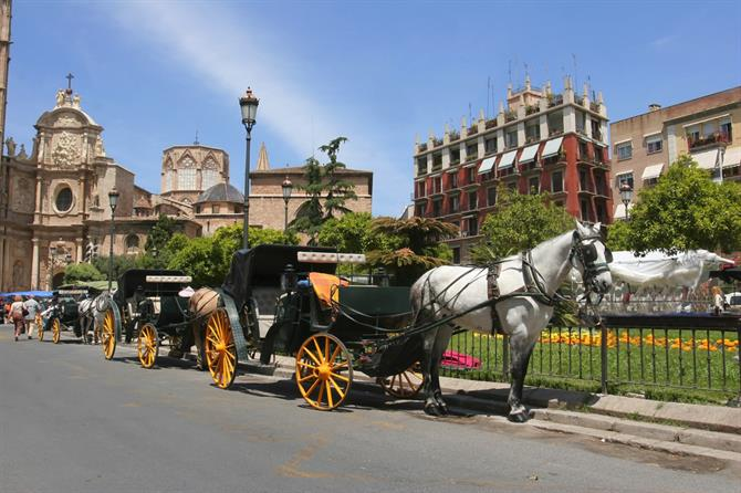 Valencia - Horse carriage