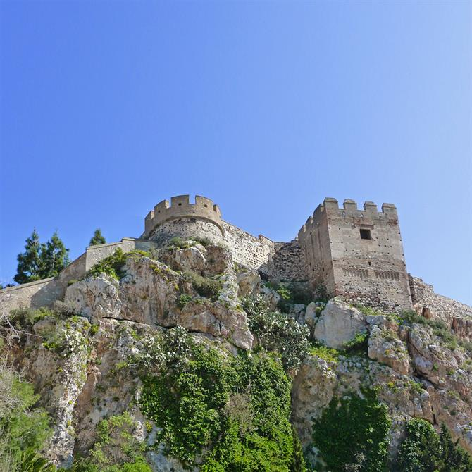 Salobreña, Moorish Castle
