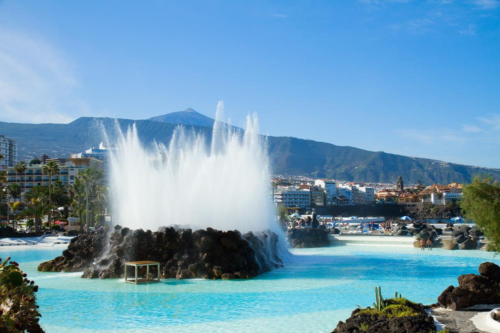 Image result for Tenerife Attractions
