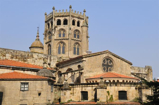 Cathedral of Ourense, Galicia