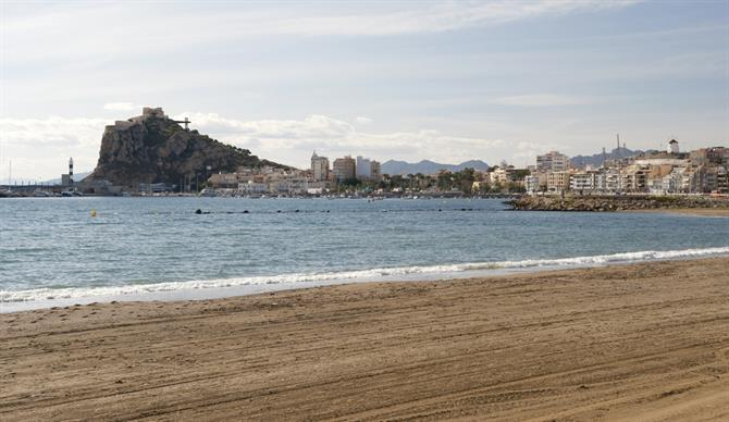 Costa Calida, Aguilas beach