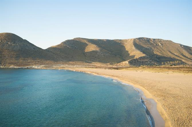 Beach of El playazo - Rodalquilar, Cabo de Gata