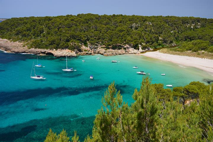 Menorca's most beautiful beaches