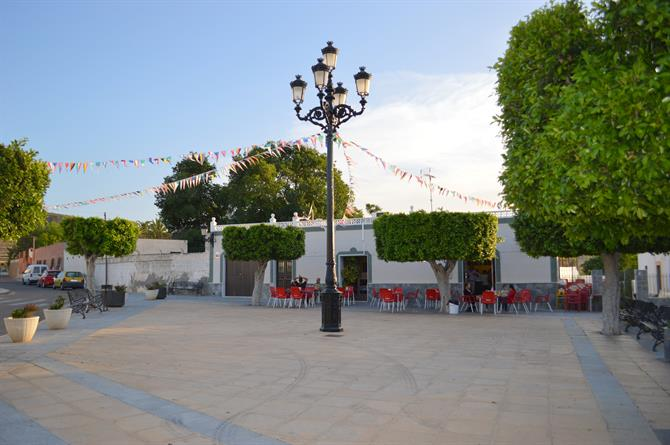 Bar La Plaza, Cabo de Gata