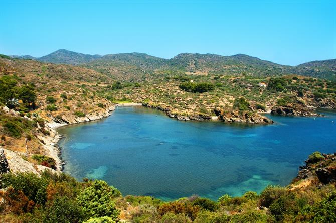 Cap de Creus, Costa Brava, close to Cunit, our number one emerging destination for 2013