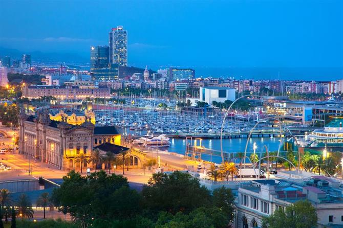 Barcelona is the most visited Spanish destination