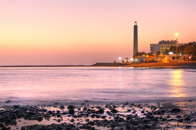 Gran Canaria - Maspalomas lighthouse