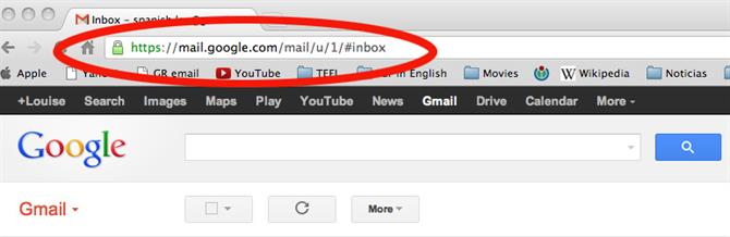 Gmail real account