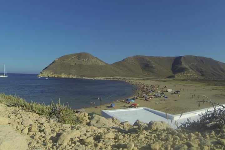 Best beaches in Cabo de Gata, Almeria - Playa El Playazo