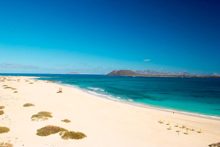 Fuerteventura - Kanareninsel und Windsurfparadies