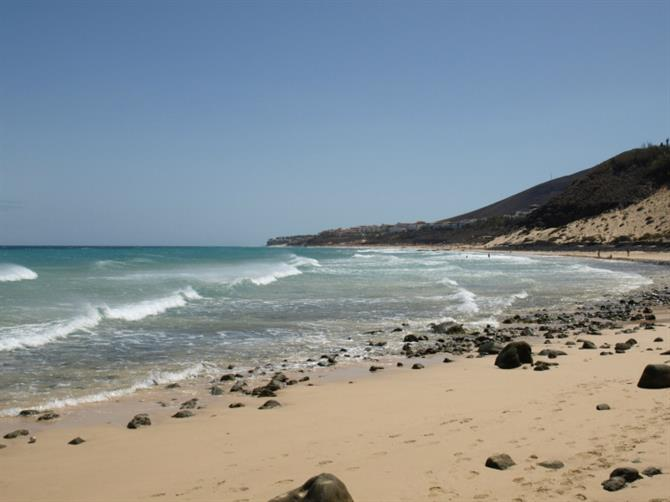 Beaches in Fuerteventura - Esquinzo