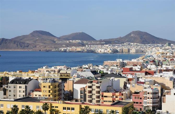 Las Palmas Gran Canaria Canary Islands