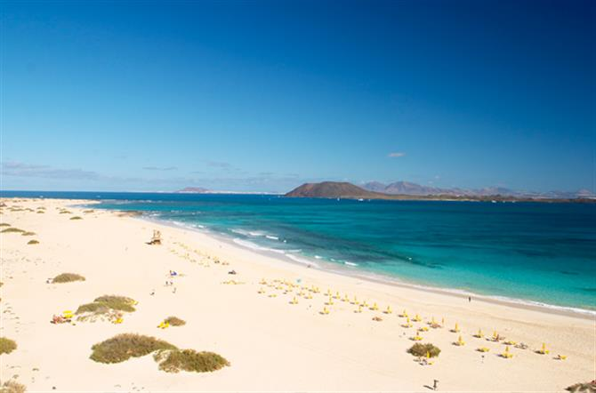 Fuerteventura best beaches - El Caseron