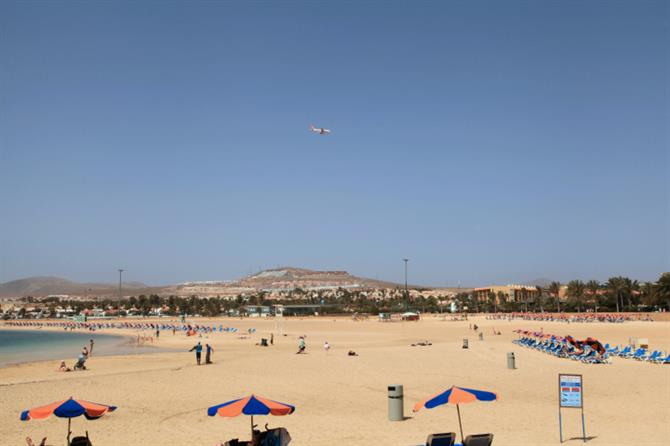 Best beaches in Fuerteventura - Caleta de Fuste beach