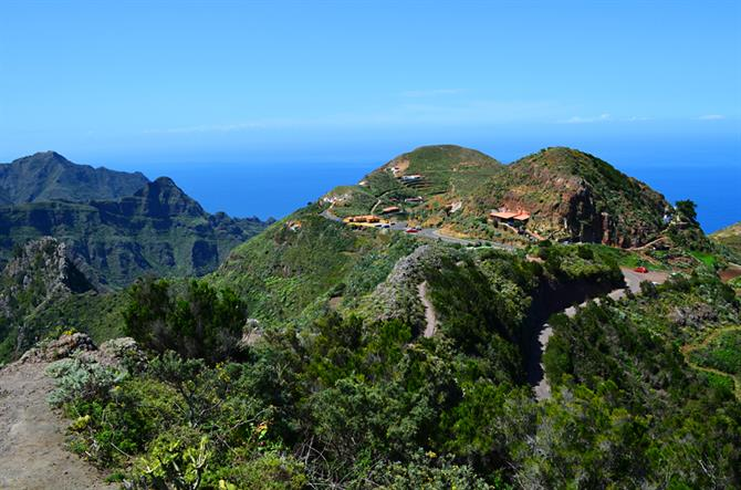 Chinamada, Anaga Mountains, Tenerife