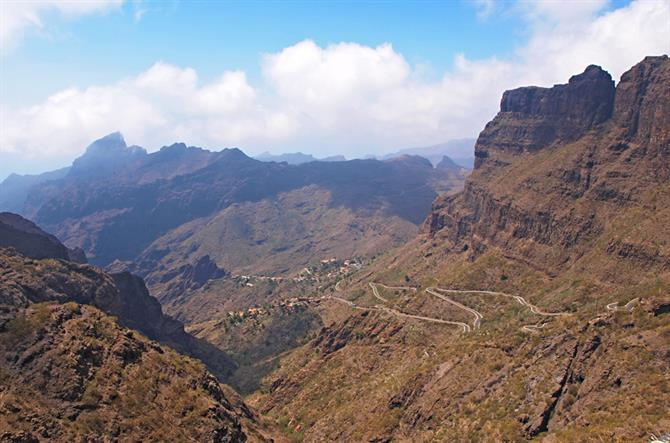 Road to Masca, Tenerife