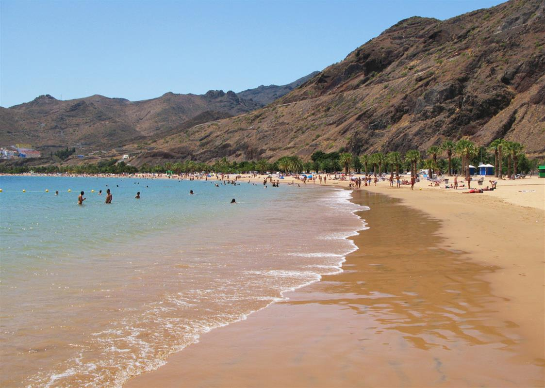 Best beaches in the canary islands for Best beach near la