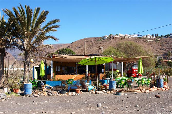 Beach Shack in Playa Santiago, La Gomera