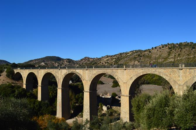 Zaframagon viaduct