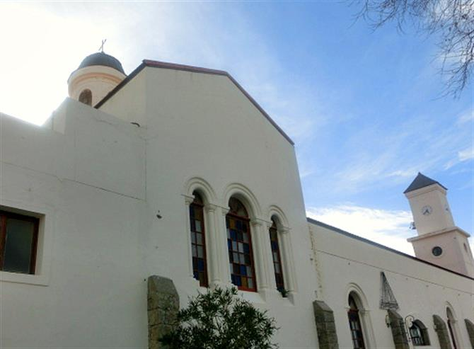 Tejeda Church