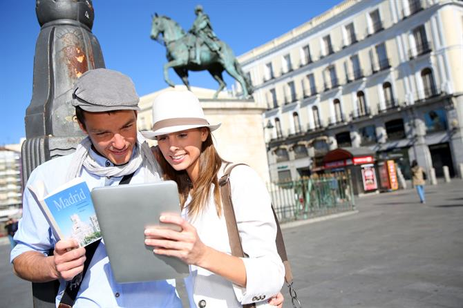 Tourism in Madrid