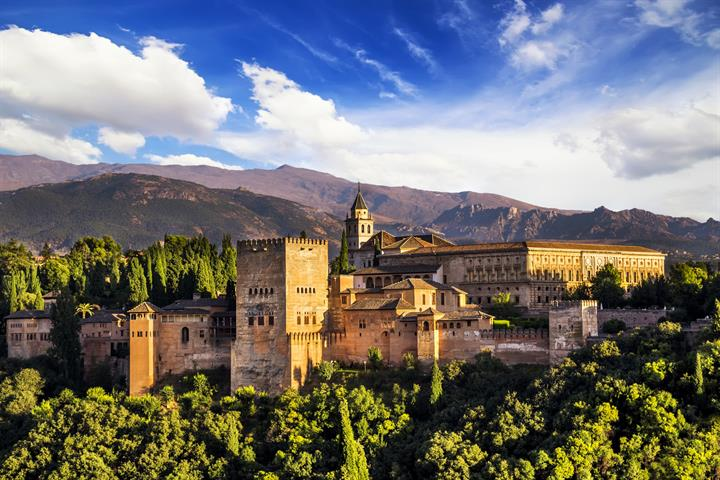 Game of Thrones filmar i Andalusien