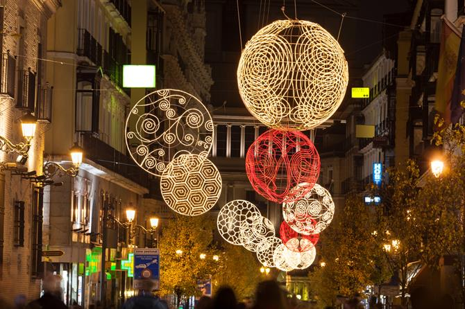 Madrid, Christmas