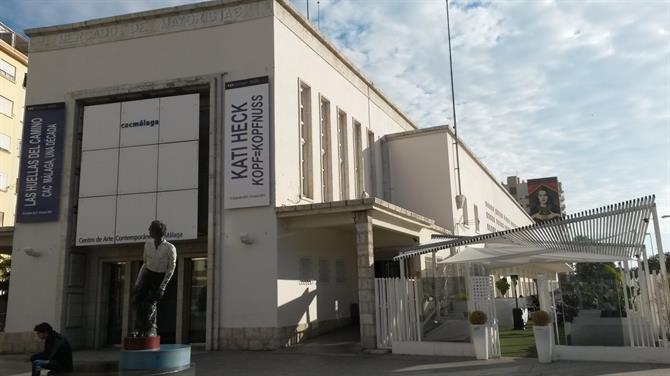 Malaga Center for Moderne Kunst CAC