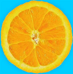 Oranges are from Asia but conquered the world