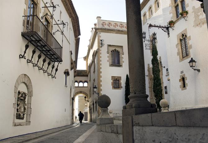 Sitges - Maricel Palace