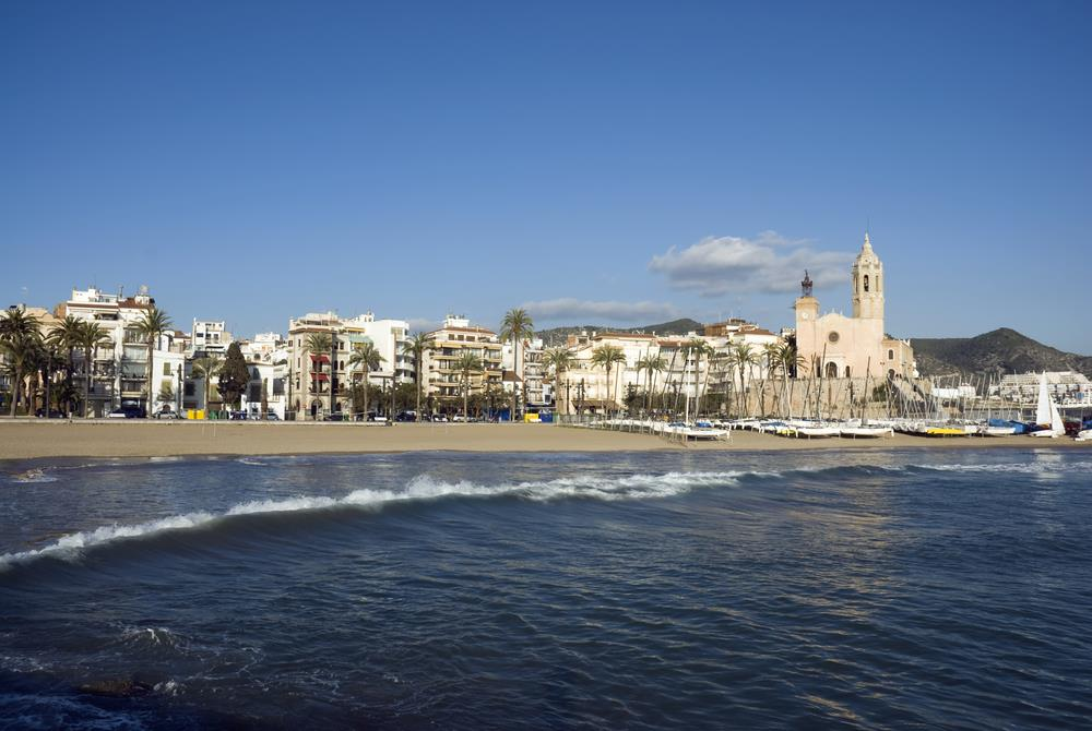 the 17 beaches of sitges a practical beach guide spain