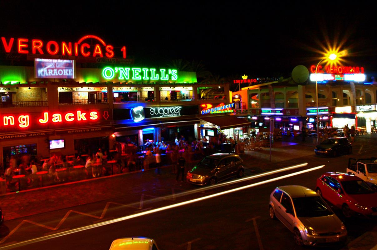The Best Nightlife In Tenerife