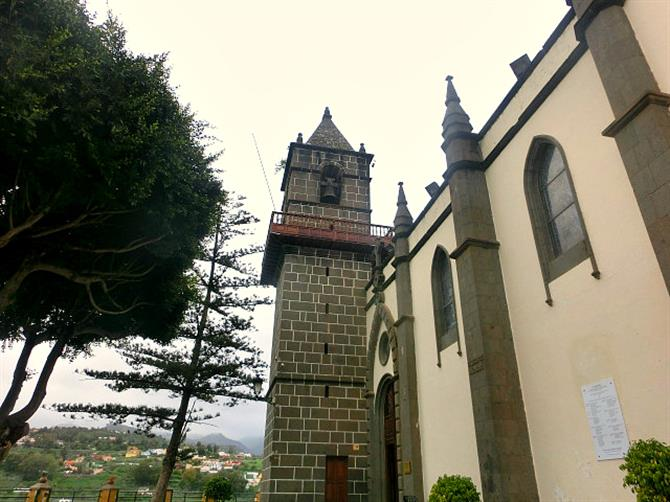 Santa Brígida parish church