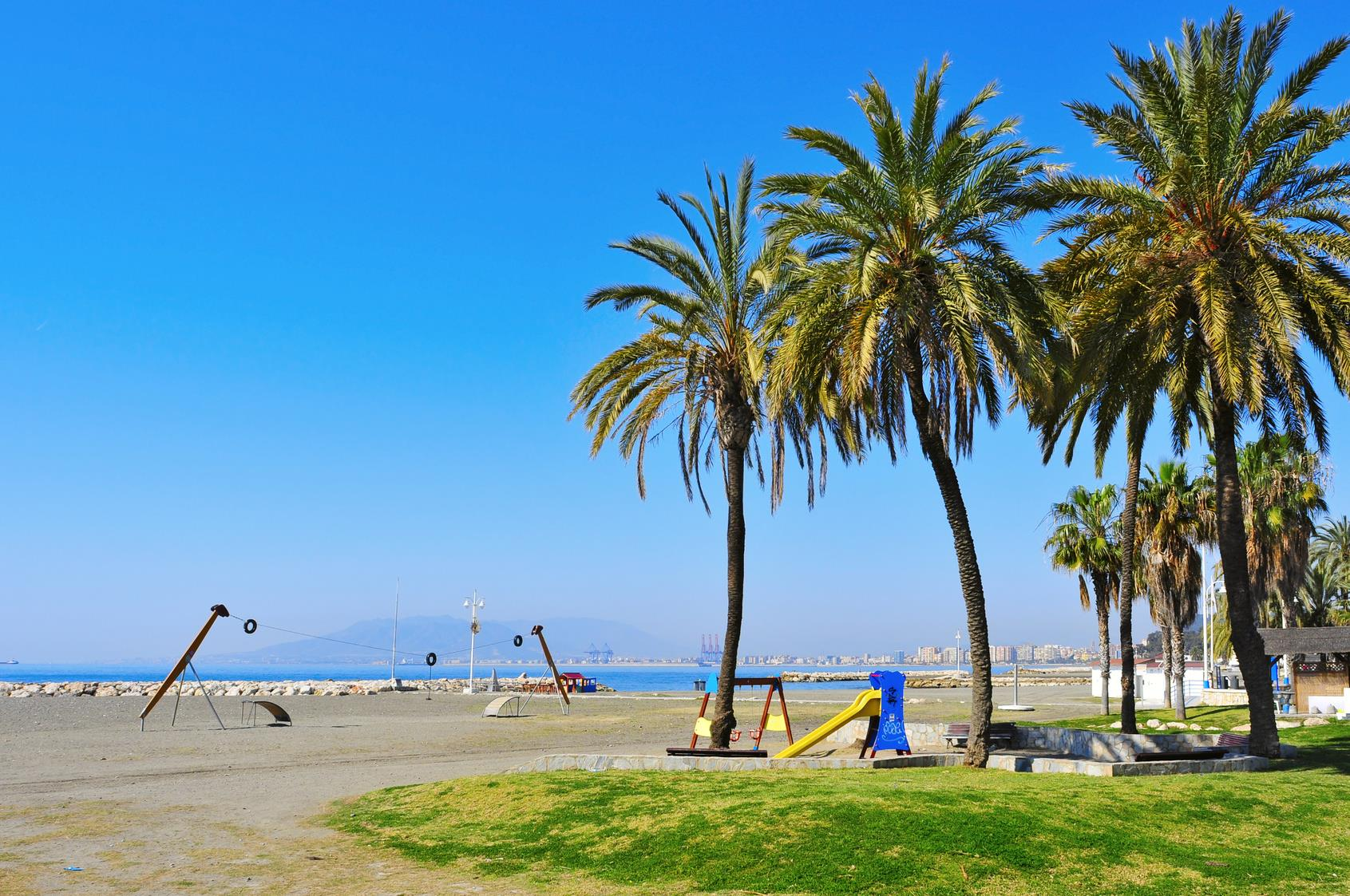 Malaga City Beach Guide