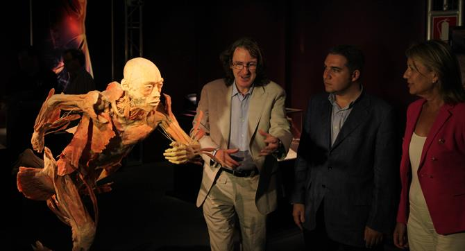Marbella-The Human Body Exhibition