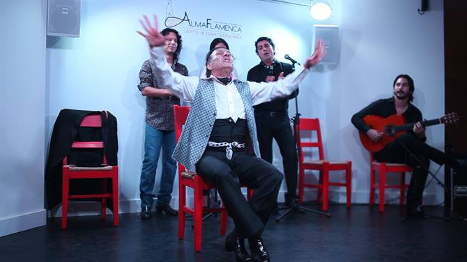 Carrete, Flamenco Artist in Malaga - Andalusia (Spain)