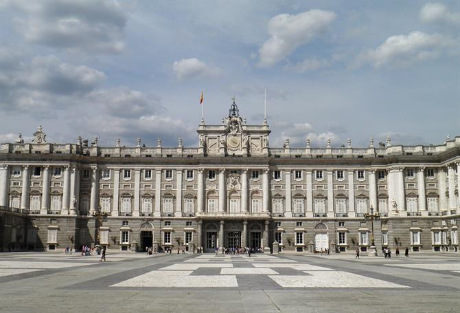 Palácio Real, Madrid