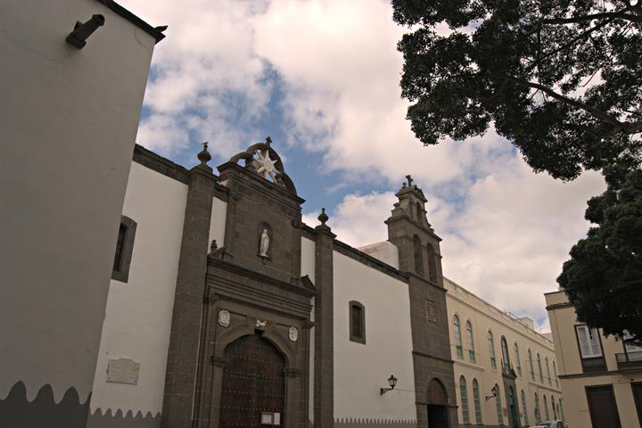 Top 10 religious buildings in Las Palmas de Gran Canaria