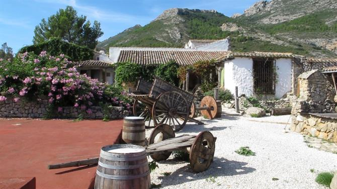 Bodega Maserof in Alicante