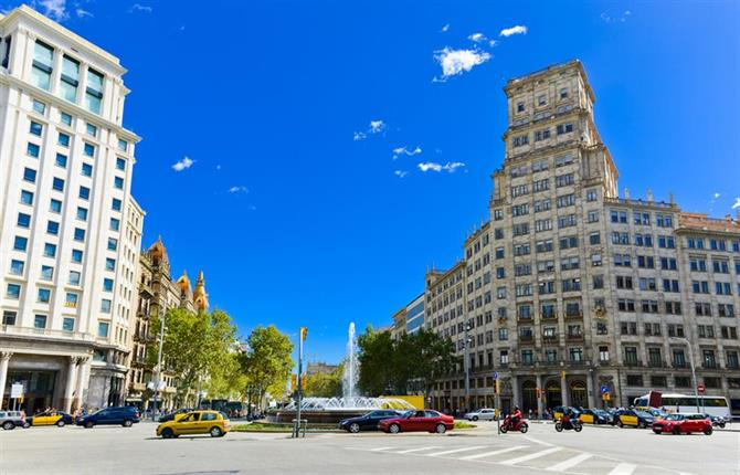 holiday rental licences suspended in El Eixample Barcelona